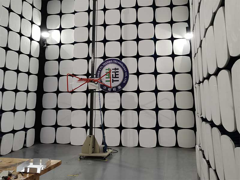 3米法半电波暗室